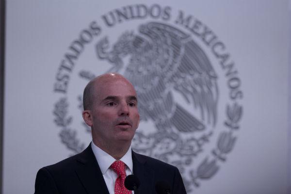 González Anaya también informó la creación de 3.7 millones de empleos en el este sexenio. FOTO: ARCHIVO / CUARTOSCURO