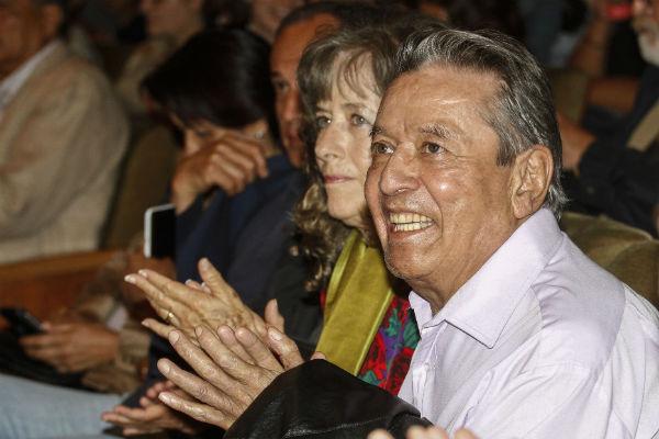 Este domingo, el escritor que nació en Acapulco, Guerrero, pero que desde joven cambió su residencia a la Ciudad de México, cumple 74 años. FOTO: ARCHIVO CUARTOSCURO