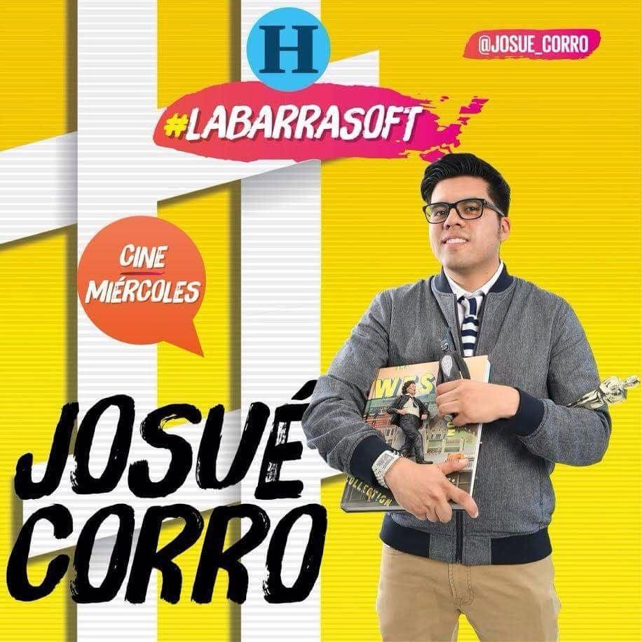 Josué Corro / High fidelity / Heraldo de México