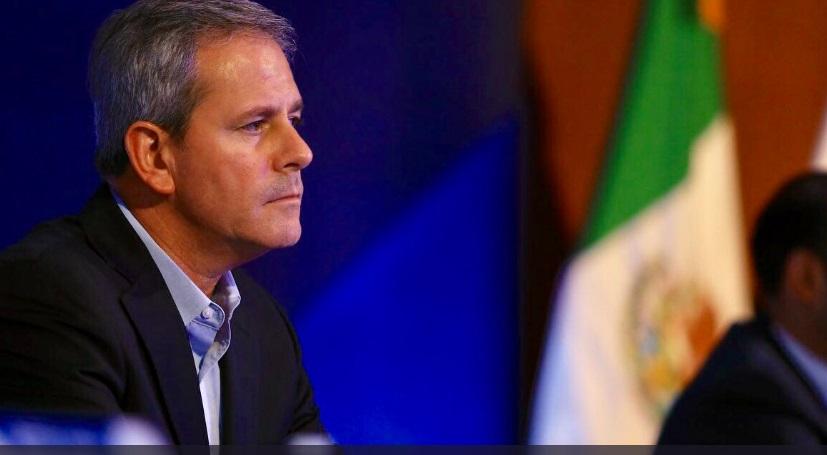 Marcelo Torres Cofiño fue designado como nuevo presidente de Acción Nacional (Foto: @marcelotorresc)