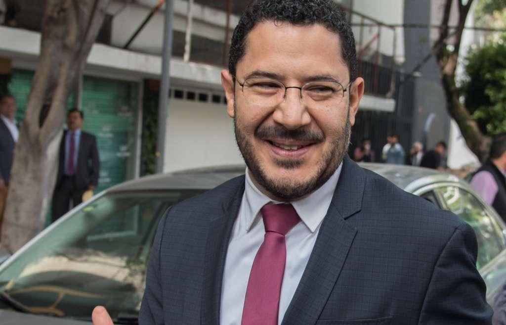 Batres Guadarrama será a partir del 1 de septiembre el presidente de la Mesa Directiva del Senado de la República (Foto: Cuartoscuro)