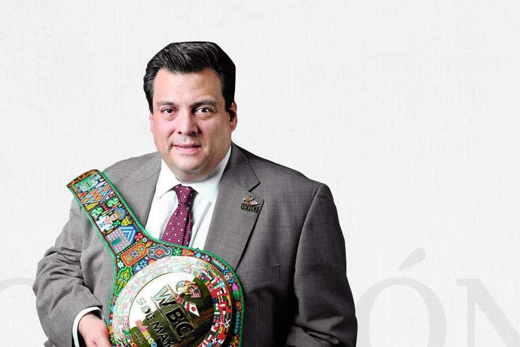 Mauricio Sulaimán: Manos chiapanecas dan pasión al boxeo