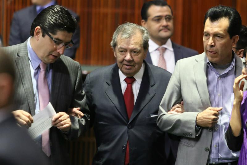 El PT, tercera fuerza en San Lázaro, aún no define vicepresidente