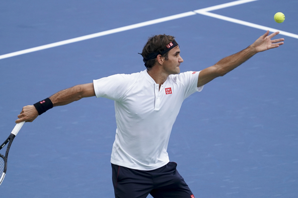 Federer es siete veces ganador de esta competición. FOTO: AP