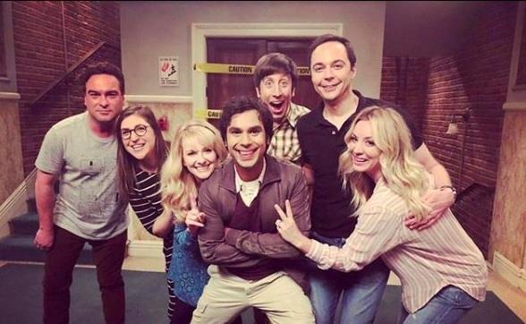 The Big Bang Theory se ha convertido en los últimos años en una de las comedias televisivas más populares y seguidas en todo el mundo (Foto: @bigbangtheory)
