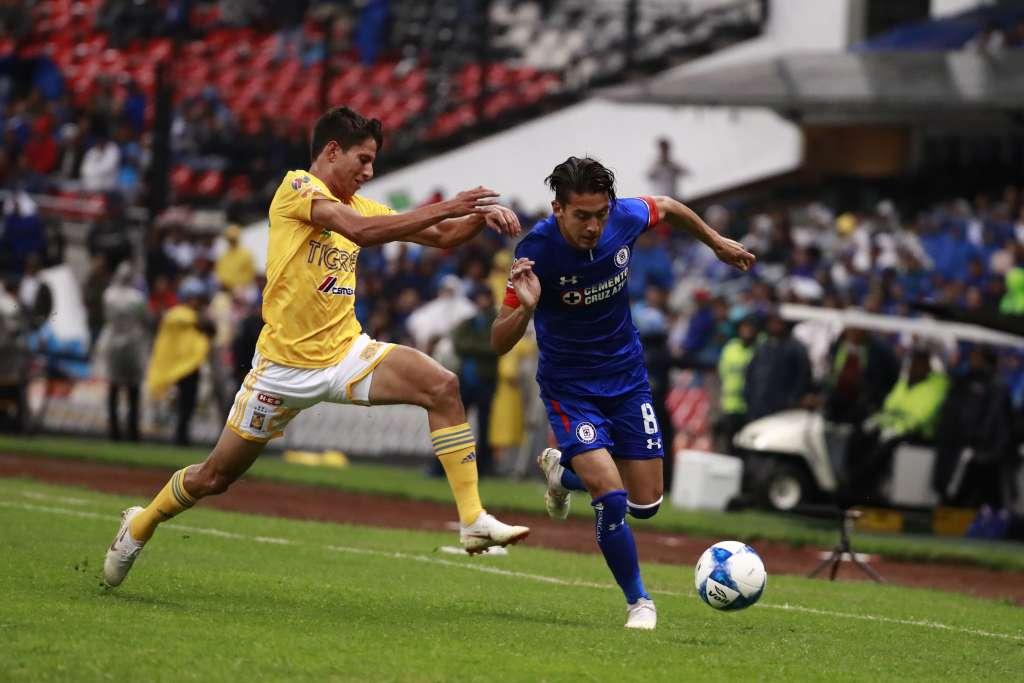 Con gol de Roberto Alvarado, La Máquina derrotó a Tigres 1-0. FOTO: EFE