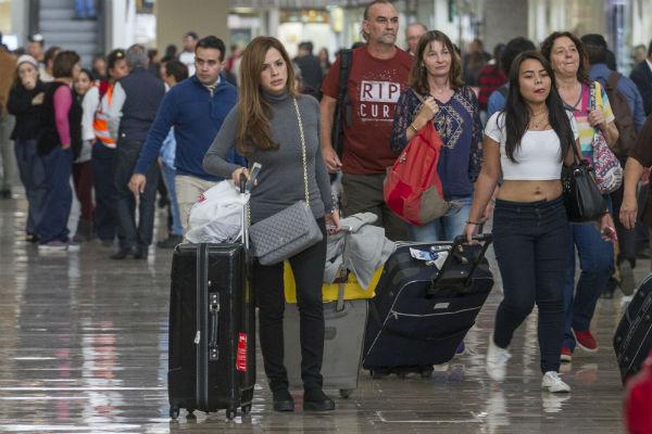 Los 39.3 millones de turistas extranjeros de México en 2017 lo convirtieron en el sexto destino más popular del mundo para visitantes internacionales