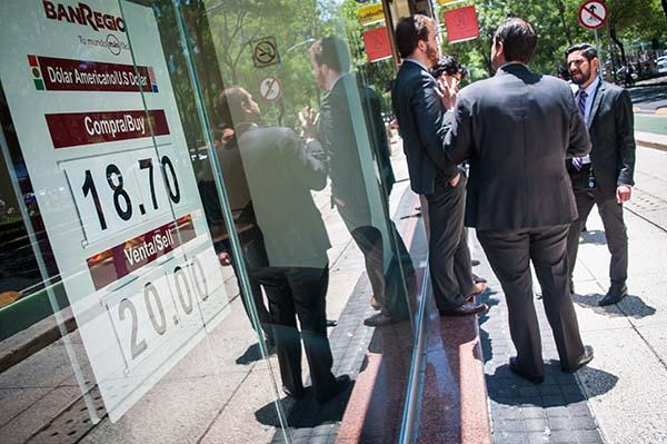 51 instituciones bancarias que operan en México. FOTO: CUARTOSCURO