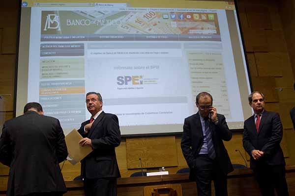 De acuerdo con información preliminar de Banxico, el costo de este ciberataque fue de 300 millones de pesos. FOTO: CUARTOSCURO