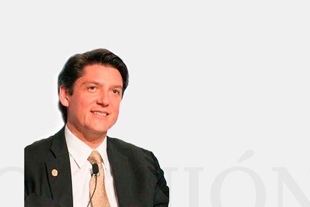 Agustín Barrios Gómez: Ambassador Cantinflas