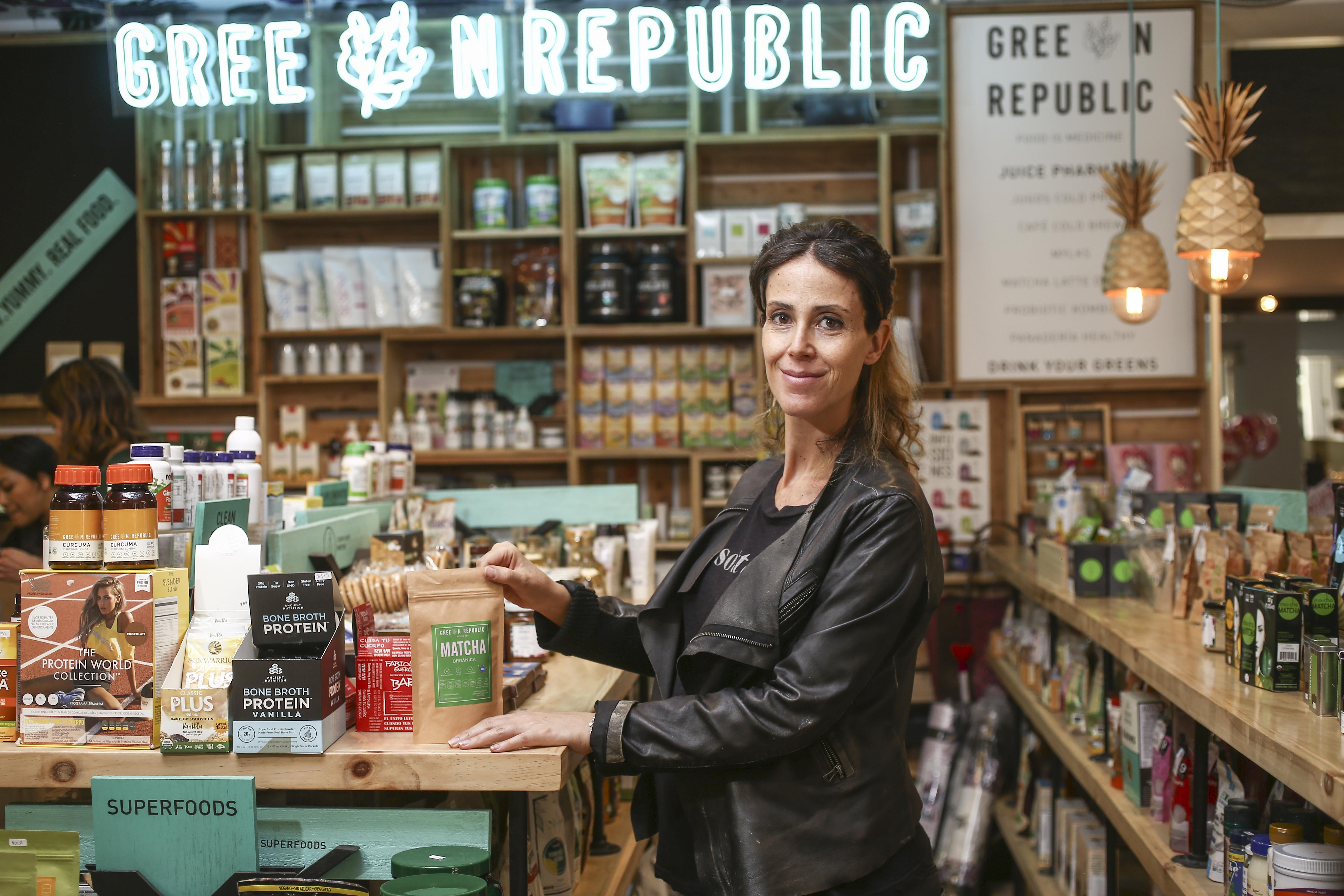 #GreenRepublic Sabor y nutrición en un mismo producto