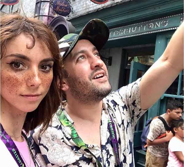 Chumel Torre y Natalia Tellez presumen su amor en redes sociales. FOTO: INSTAGRAM