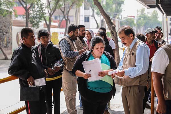 Empresarios van por empleos de calidad. FOTO: CUARTOSCURO
