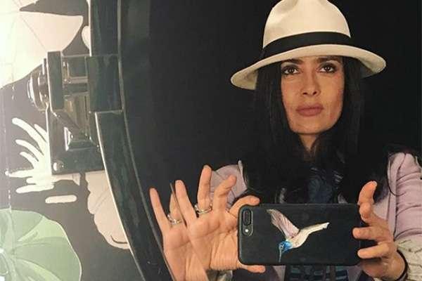 La actriz mexicana sorprendió a sus seguidores con una foto sin maquillaje. FOTO: INSTAGRAM