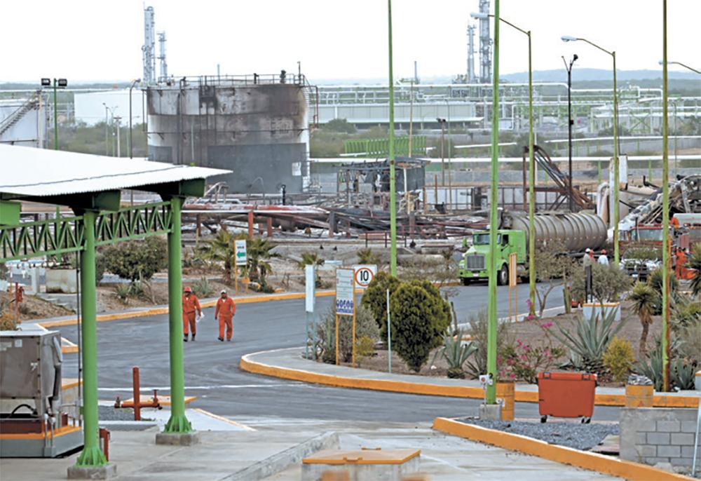 El área de logística reporta deficiencias en sus operaciones de almacenamiento (Foto: Cuartoscuro)
