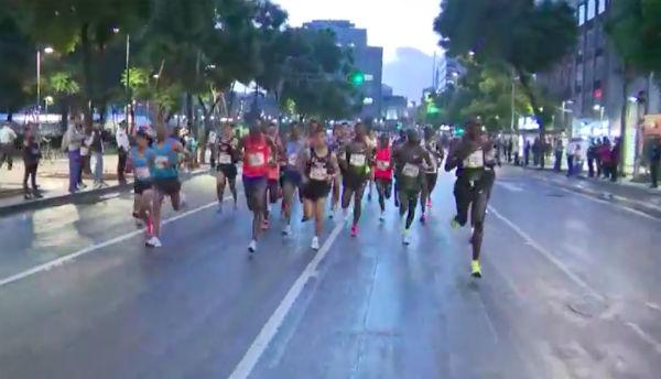 Este domingo se corre el Maratón de la Ciudad de México