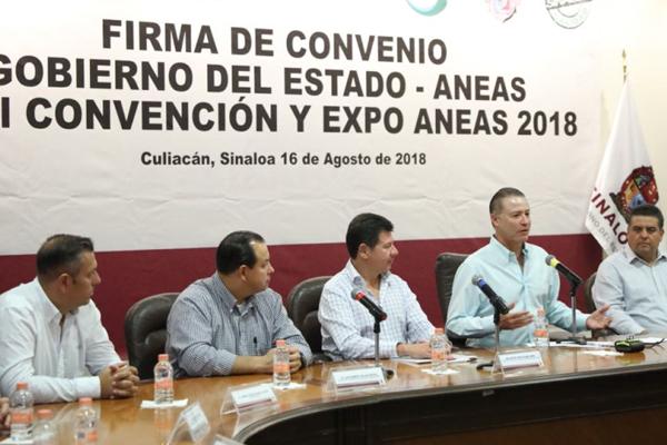 La convención abordará temas de agua potable en México. FOTO: ESPECIAL