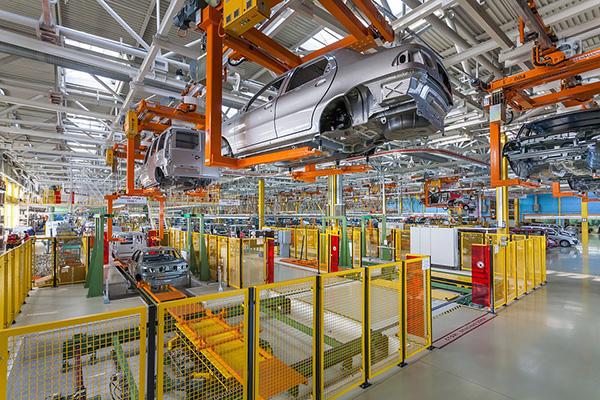 Industria de autopartes en México