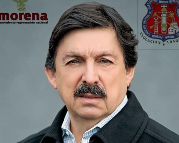 Gómez Urrutia estará en el Senado de la República el próximo miércoles 29 de agosto. FOTO: ESPECIAL