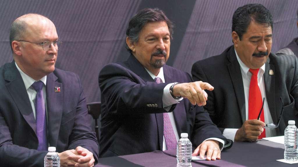 Gómez Urrutia busca reabrir la investigación sobre la mina Pasta de Conchos. FOTO: CUARTOSCURO