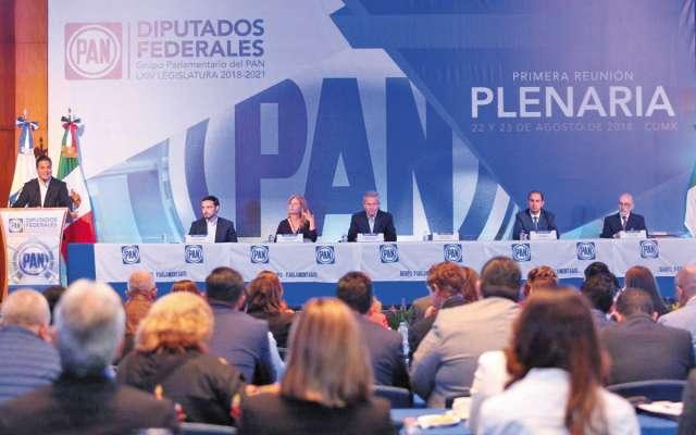 Hoy concluye la reunión plenaria de los próximos diputados panistas (Foto   Especial) f5da41c8ecc