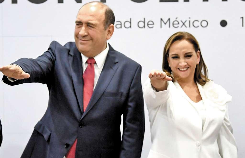 A poco más de un mes de las elecciones del 1 de julio comenzó la purga en el PRI. FOTO: ESPECIAL
