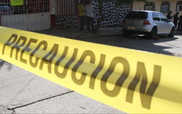 La Procuraduría General de Justicia local confirmó que el hoy fallecido en ningún momento accionó una arma de fuego para defenderse (Foto: Cuartoscuro)