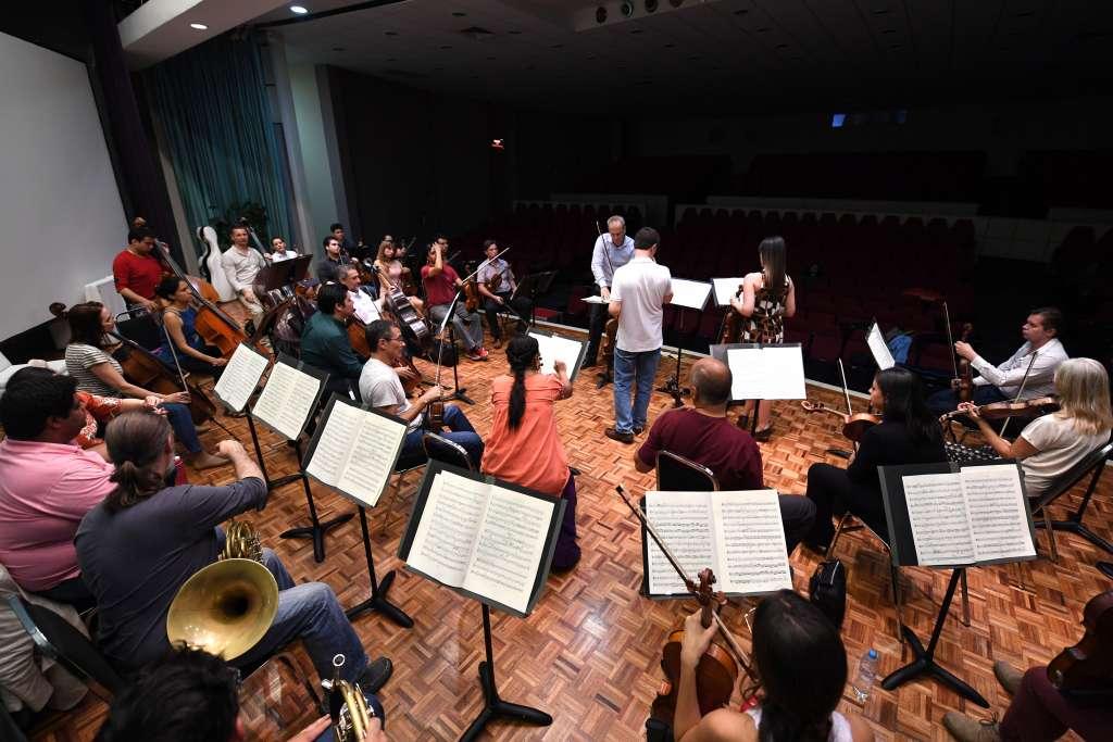Se realizan conciertos familiar infantil y pláticas de apreciación musical (Foto: PABLO SALAZAR SOLÍS )