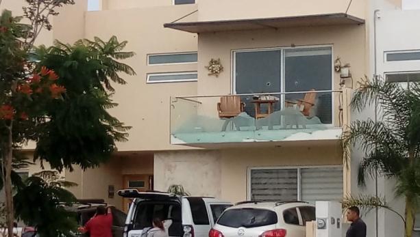 El escolta fallecido era un ex elemento de la Policía Municipal de San Juan del Río. FOTO: ESPECIAL