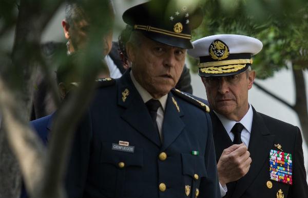 López Obrador reiteró que el próximo titular de Sedena, cargo que ahora ocupa Salvador Cienfuegos, será un militar en activo del más alto rango