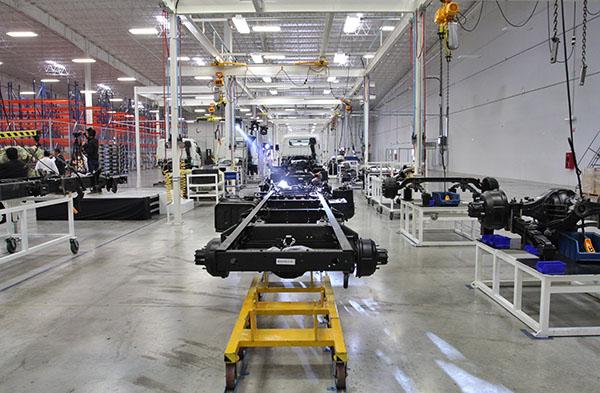 La industria automotriz mexicana tiene la preocupación de que no se concreten las negociaciones del TLCAN. FOTO: CUARTOSCURO