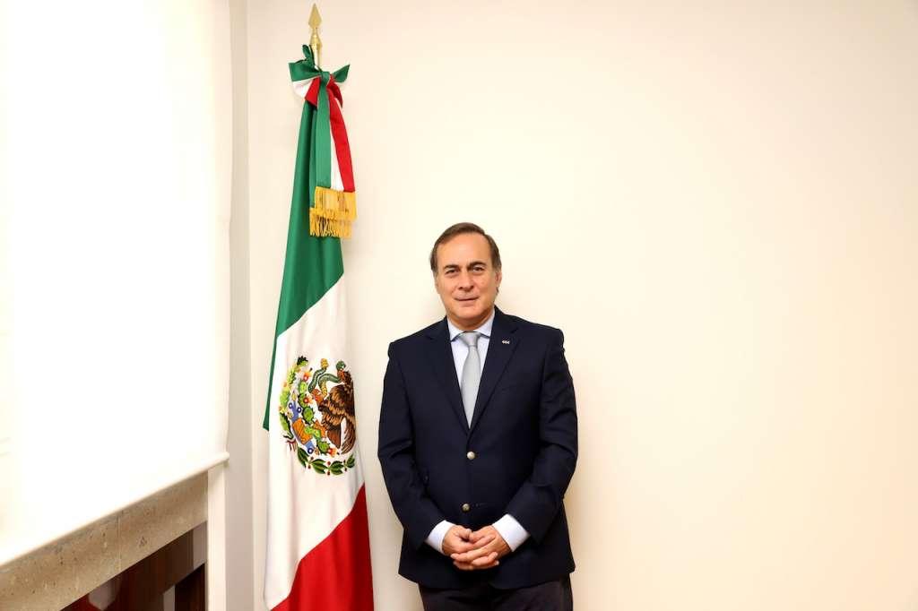 Juan Pablo Castañón, presidente del Consejo Coordinador Empresarial (CCE), Foto: Foto: Víctor Gahbler / El Heraldo de México