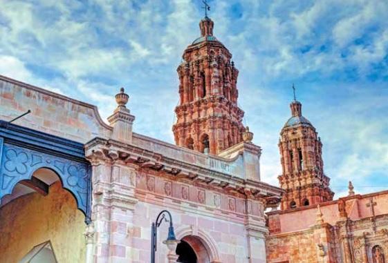 ZACATECAS. Su catedral está dedicada a la Virgen de la Asunción (Foto: Cortesía)
