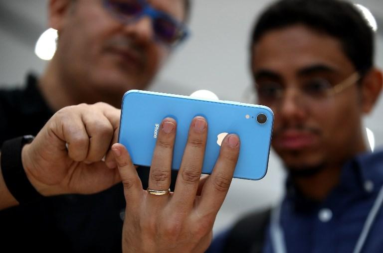 Cómo Apple ayudará a sus usuarios a ser menos adictos a su nuevo iPhone. Foto: Justin Sullivan/Getty Images/AFP