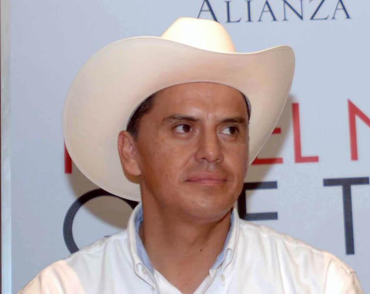 Roberto Sandoval Castañeda, en una imagen de archivo.  FOTO: FRANCISCO MARTINEZ/CUARTOSCURO.COM