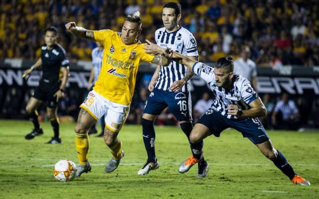 Tigres y Rayados empatan sin anotaciones en #ClásicoRegio. Foto: Mexsport