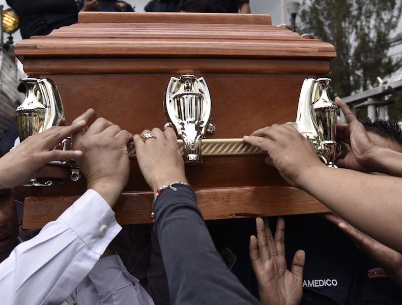 Prever gastos funerarios genera ahorros de hasta 50%. FOTO:/CUARTOSCURO.COM