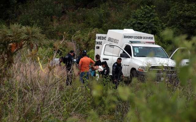 Autoridades investigan que relación había entre la bebé y los fallecidos. FOTO: ARCHIVO/CUARTOSCURO