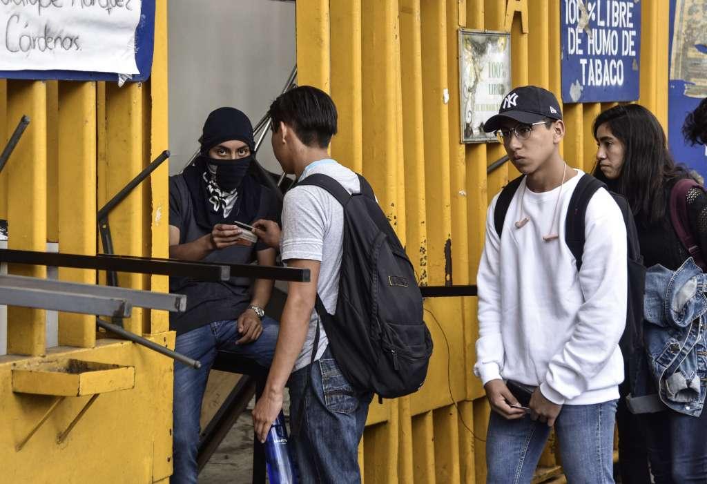 Cuatro menores de edad, presuntamente implicados en los hechos violentos, enfrentan procesos. FOTO: ARCHIVO/ CUARTOSCURO