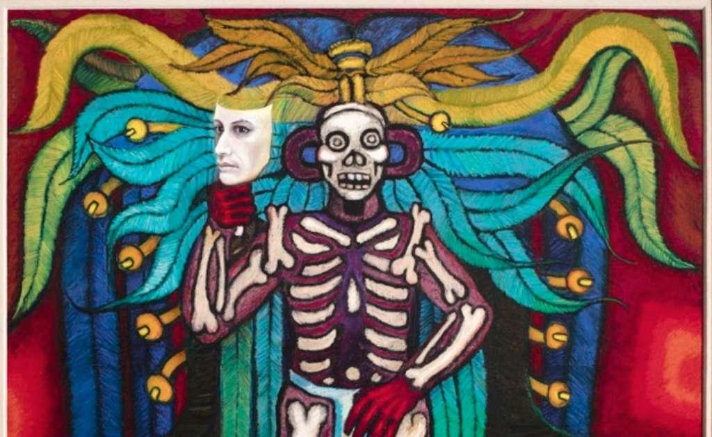 En las muestras participan 75 artistas, tanto locales como de México. Foto: EFE