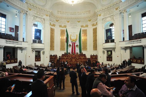 Por diputados faltistas ALDF pide prórroga a juez para no caer en desacato