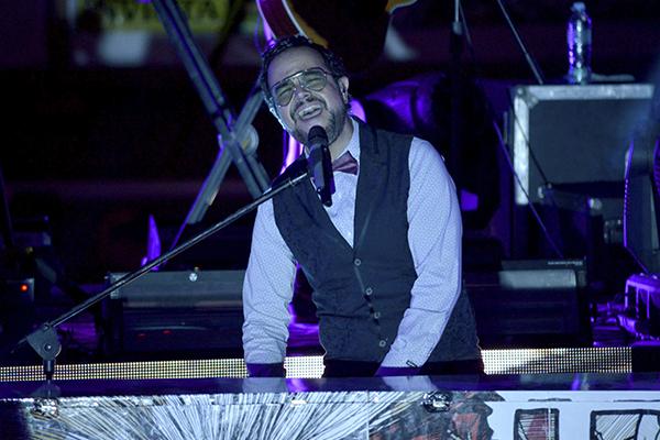 El músico ha expresado su desagrado por el reggaetón. FOTO: CUARTOSCURO