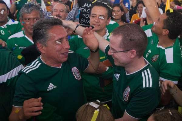 De acuerdo con los resultados de la elección del 1 de julio, Manuel Negrete había alcanzado el triunfo en Coyoacán