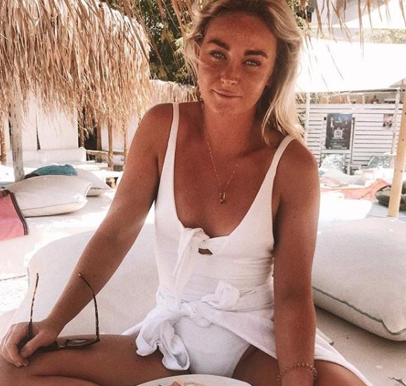 Nuevos detalles del trágico destino del modelo australiana encontrada muerta en el superyate de Alberto Bailléres. Foto: Instagram sineadmcnamara