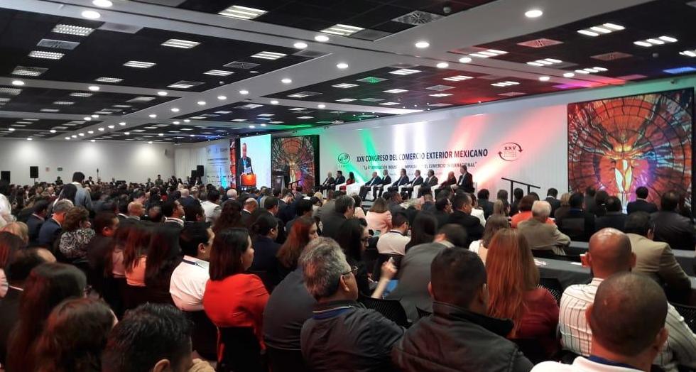 Necesario, mantener Capítulo 19 en TLCAN: Comce. Congreso de Comercio Exterior Mexicano. Foto: @ComceOficial