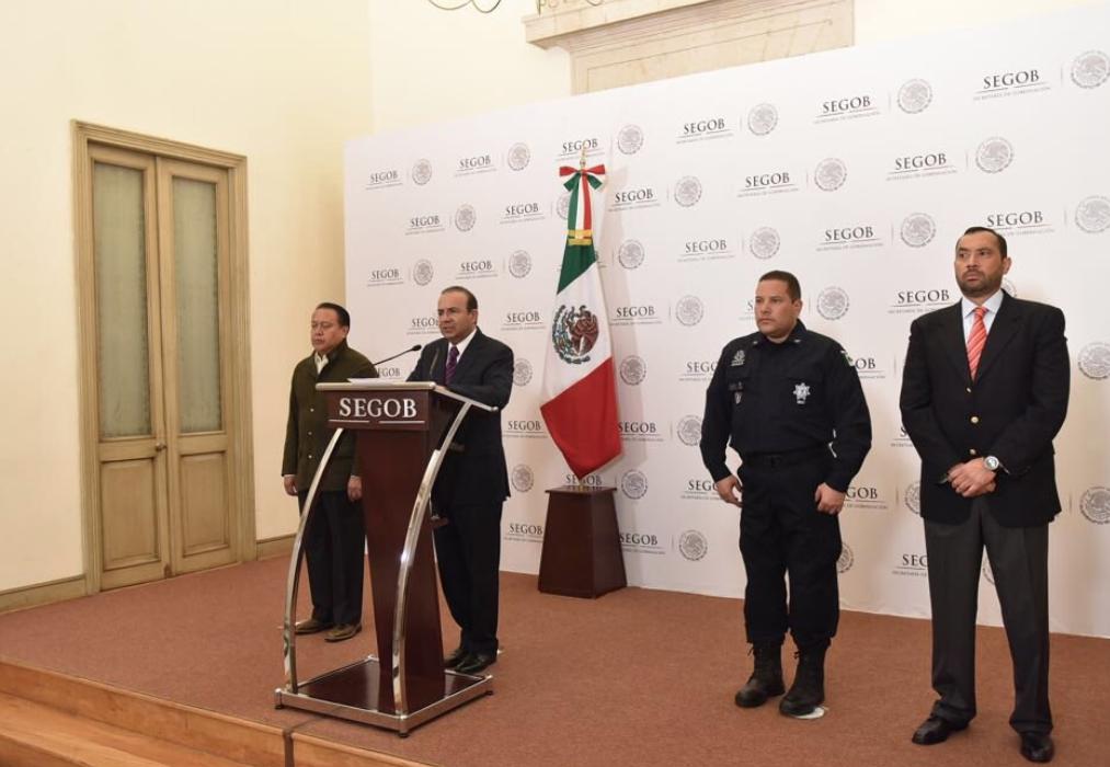 Alfonso Navarrete añadió que ambos gobiernos estarán atentos para seguir colaborando con las autoridades universitarias. FOTO: @navarreteprida