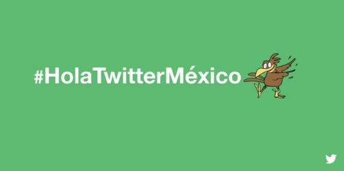 #HotaTwitterMéxico, la red social  presenta la cuenta oficial para México y lo hace de la manode Trino. Foto: @TwitterMéxico