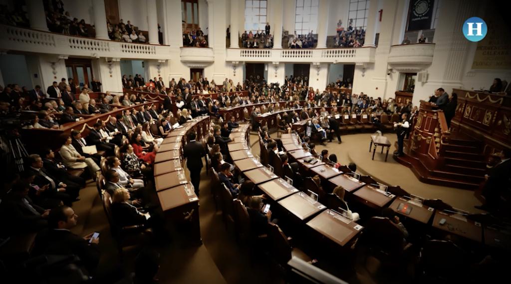 Instalan el primer Congreso de la Ciudad de México