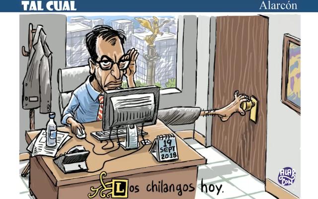 Tal Cual: Los chilangos hoy