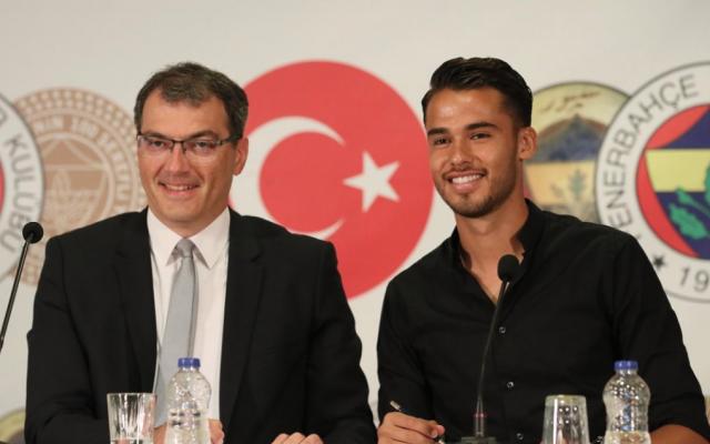 Fenerbahçe y Diego Reyes inician con pie izquierdo en Liga Europea. Foto: @UEFAcom_de